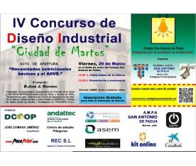 Cloenda de la IV edició del Concurs de Disseny Industrial