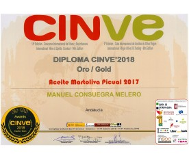 Premio CINVE 2018