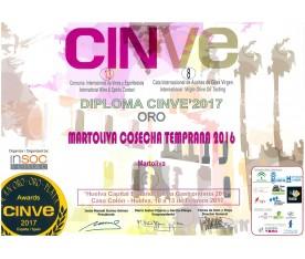 Premio CINVE 2017