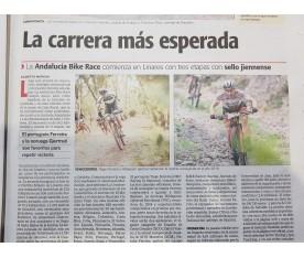 Comienza la carrera mas esperada (Andalucia Bike Race)